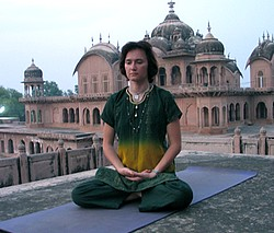 lotus pose benefits