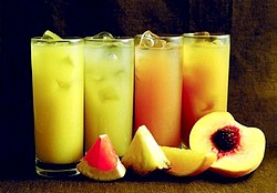 fruit juices are great foods to balance vata dosha