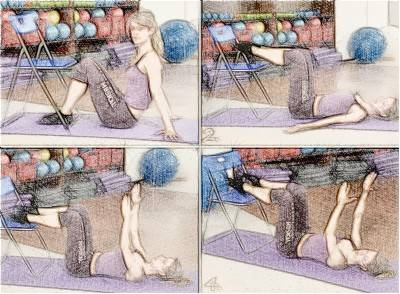 back pain exercises at home 4