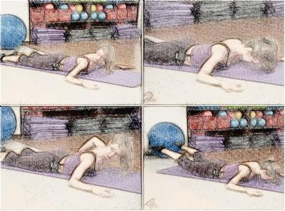 back pain exercises at home 7