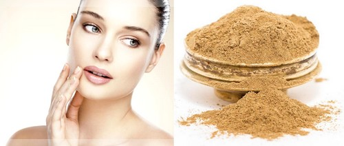 licorice powder for skin