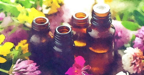 essential oils for acne scars