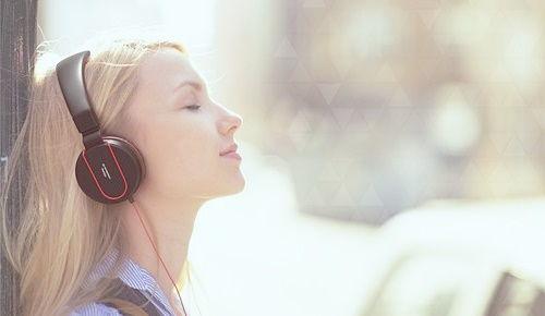 Escucha su música favorita - concentrarse estudiando